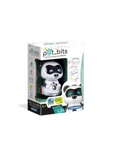 Clementoni Clementoni Cod Lab Pet Bits Panda Renkli